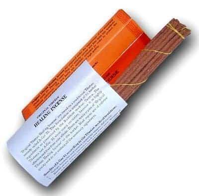 Healing Incense Räucherstäbchen