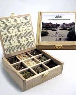 Holzkiste Vision