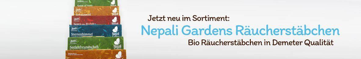 Nepali Garden Räucherstäbchen
