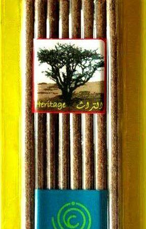 Oman Weihrauchstaebchen Verpackung Oben