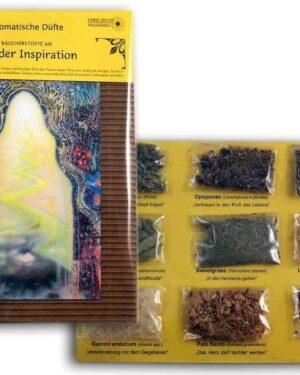 Räucherset Tor Der Inspiration