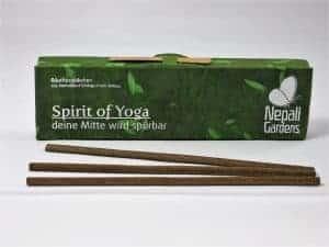 Nepali Garden Räucherstäbchen - Spirit of Yoga