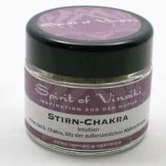 Stirn Chakra Räuchermischung Glas